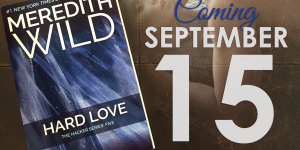 HARD LOVE Advanced Readers Copy Giveaway!