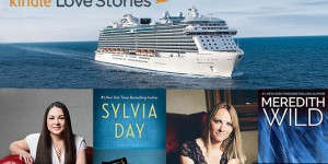 Join Meredith Wild & Sylvia Day on a Princess Cruise!